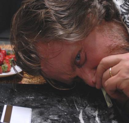 In foto Giovanni Capalbo Dall'articolo: Polvere bianca e cronaca nera.