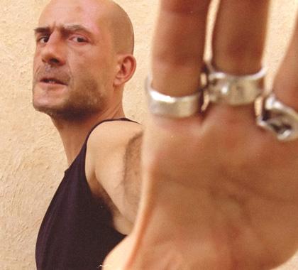 In foto Gianmarco Tognazzi (54 anni) Dall'articolo: Polvere bianca e cronaca nera.