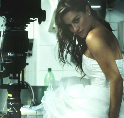 In foto Lola Ponce (39 anni) Dall'articolo: Polvere bianca e cronaca nera.