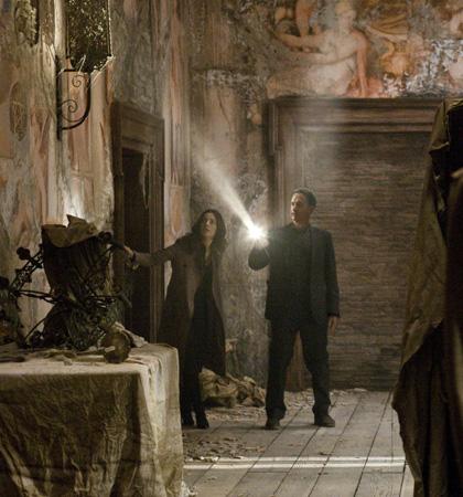 In foto Tom Hanks (63 anni) Dall'articolo: Angeli e Demoni, il film.