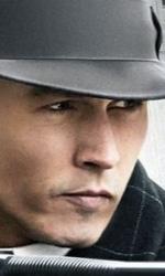 In foto Johnny Depp (57 anni) Dall'articolo: Pubblic Enemies: usciti i character poster.