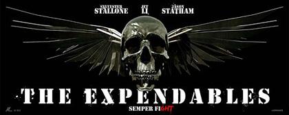 Un cartellone del film -  Dall'articolo: The expendables: il poster ufficiale di Cannes.