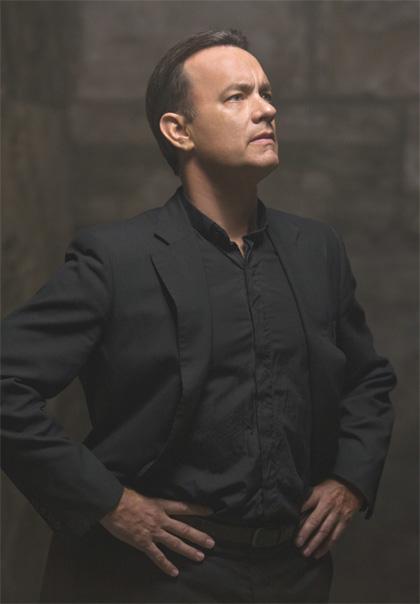 In foto Tom Hanks (63 anni) Dall'articolo: Film nelle sale: Tra Angeli e Demoni ritorno al liceo.