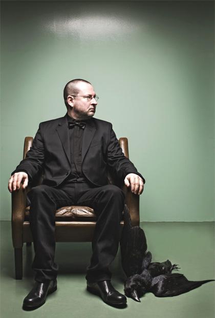In foto Lars von Trier (64 anni) Dall'articolo: Cannes alle prese con l'Antichrist.