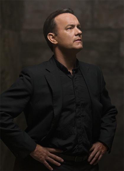 In foto Tom Hanks (63 anni) Dall'articolo: Box Office: vince Angeli e Demoni.