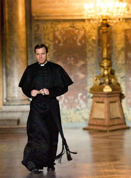 In foto Ewan McGregor (48 anni) Dall'articolo: Box Office: vince Angeli e Demoni.