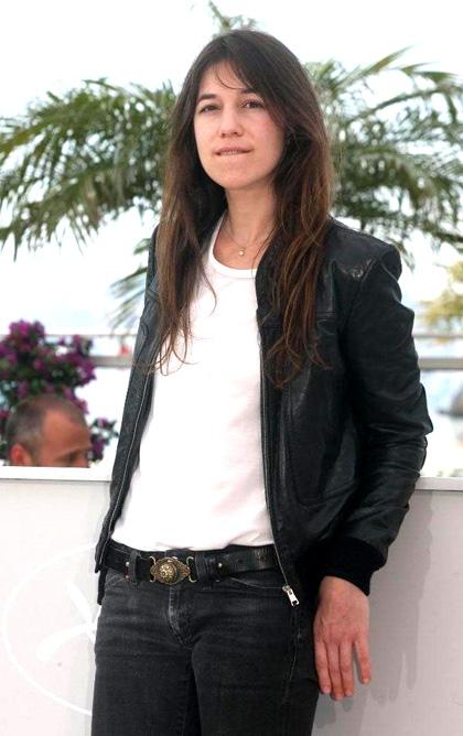 In foto Charlotte Gainsbourg (49 anni) Dall'articolo: Antichrist: photocall.