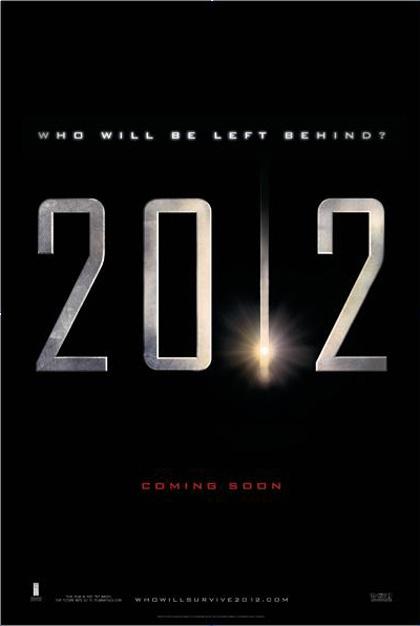 Il poster di 2012 -  Dall'articolo: New Moon: il poster ufficiale.