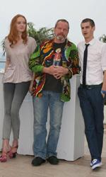 In foto Terry Gilliam (79 anni) Dall'articolo: Cannes: chiusura con Parnassus e Chanel.