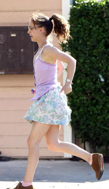 In foto Natalie Portman (37 anni) Dall'articolo: Hesher: le foto dal set di Natalie Portman e Joseph Gordon-Levitt.