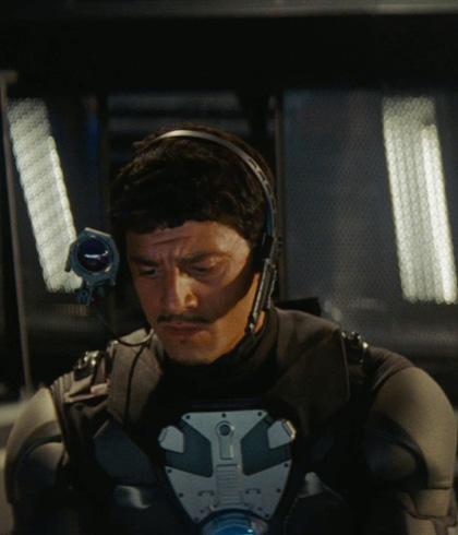 In foto Saïd Taghmaoui (46 anni) Dall'articolo: G.I. Joe: The Rise of Cobra, novità sul comandante Cobra.