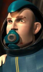 Battaglia per la Terra 3D: Human Attacks! - Un cast importante