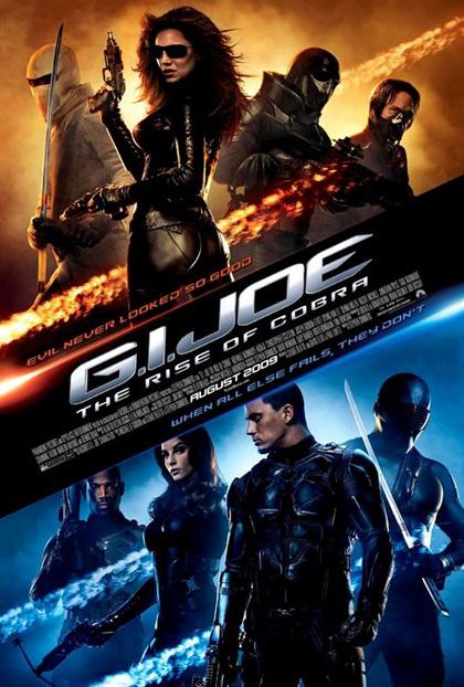 In foto Channing Tatum (39 anni) Dall'articolo: G.I. Joe: Rise of Cobra, il poster internazionale.