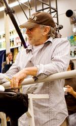 In foto Steven Spielberg (73 anni) Dall'articolo: La data di uscita internazionale del film in 3D di Tintin.