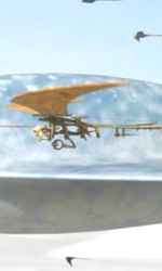 Battaglia per la Terra 3D, il film - I protagonisti