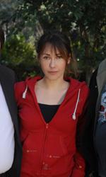 Anita Caprioli, un'attrice a tutto tondo - Come è stato sul set il rapporto con Valerio Mastandrea e Giuseppe Battiston?