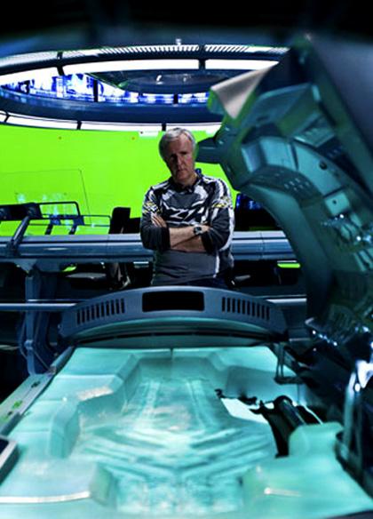 In foto James Cameron (65 anni) Dall'articolo: Avatar, tra videogioco e film.