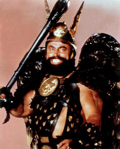 In foto Brian Blessed (84 anni) Dall'articolo: Thor: Brian Blessed sarà Odino.