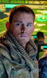 In foto Channing Tatum (39 anni) Dall'articolo: G.I. Joe: La nascita dei Cobra, nove nuove foto.