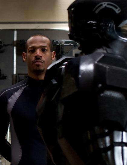 In foto Marlon Wayans (47 anni) Dall'articolo: G.I. Joe: La nascita dei Cobra, nove nuove foto.