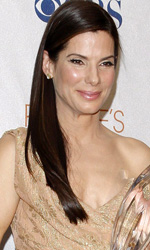 In foto Sandra Bullock (55 anni) Dall'articolo: People's Choice Awards 2010: il red carpet.