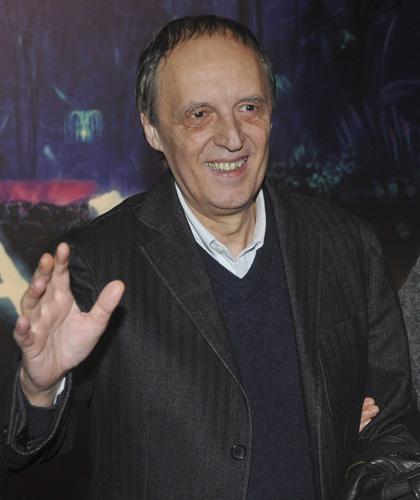 Dario Argento alla premiere -  Dall'articolo: Avatar: la premiere dei VIP in Italia.