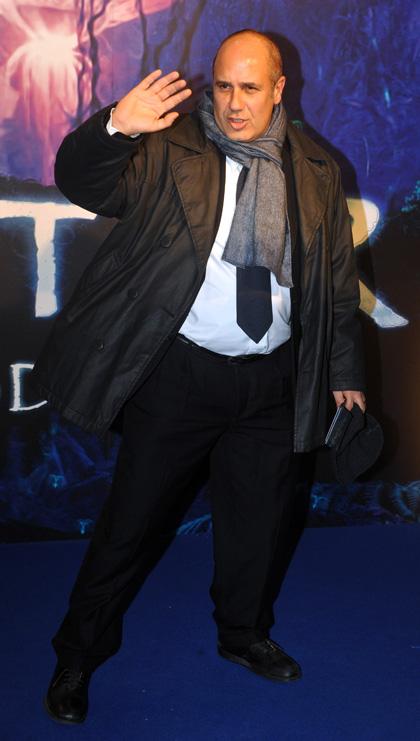Federico Moccia -  Dall'articolo: Avatar: la premiere dei VIP in Italia.