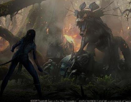 Profondità reale e profondità di Cameron -  Dall'articolo: Avatar: tutte le innovazioni del film.