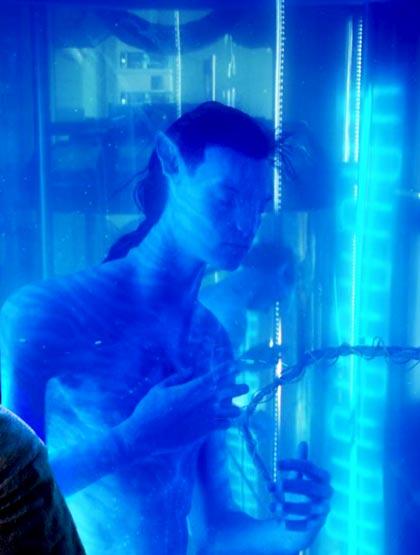 In foto Sam Worthington (44 anni) Dall'articolo: 5x1: James Cameron, il signore degli effetti speciali.