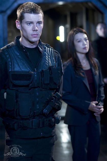 In foto Brian J. Smith (38 anni) Dall'articolo: Stargate Universe: intervista a Brian J. Smith.