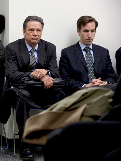 In foto Chris Cooper (69 anni) Dall'articolo: The Company Men: teaser trailer e prime foto del film di John Wells.