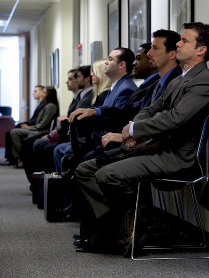 Una scena del film -  Dall'articolo: The Company Men: teaser trailer e prime foto del film di John Wells.