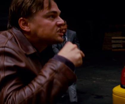 In foto Leonardo DiCaprio (45 anni) Dall'articolo: Inception: Chris Nolan dice che è il più grande film che abbia mai fatto.