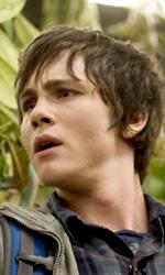 In foto Logan Lerman (26 anni) Dall'articolo: Il ladro di fulmini: prime immagini e terzo trailer di Percy Jackson.