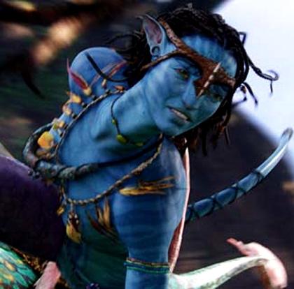 In foto Zoe Saldana (41 anni) Dall'articolo: Box Office: Avatar stravince ma i film italiani resistono.