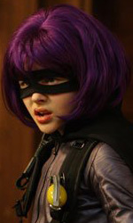 Kick-Ass: nuove immagini di Hit-Girl e Kick-Ass