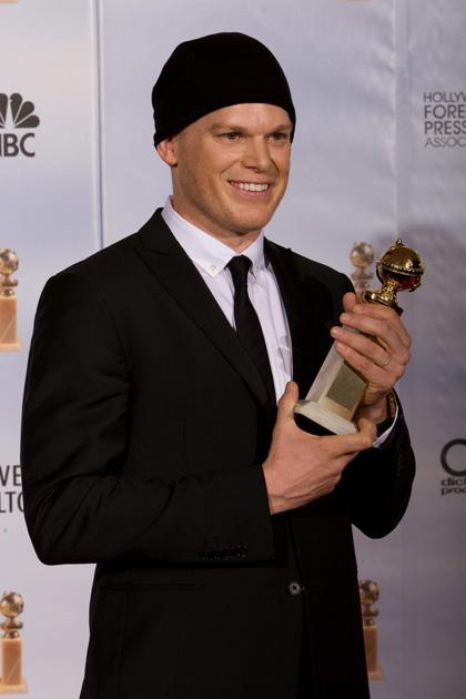 In foto Michael C. Hall (49 anni) Dall'articolo: Golden Globe: vincono le idee.