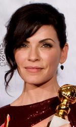 In foto Julianna Margulies (54 anni) Dall'articolo: Golden Globe: vincono le idee.