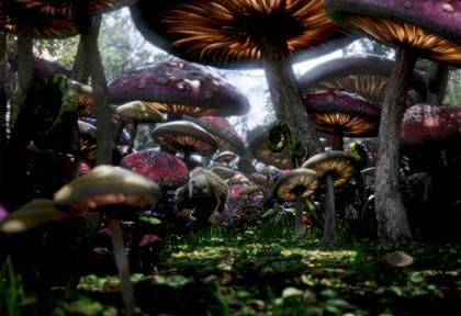 Il paese delle Meraviglie -  Dall'articolo: Alice in Wonderland: Johnny Depp parla del Cappellaio Matto.