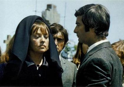 In foto Jeanne Moreau Dall'articolo: Storia 'poconormale' del cinema: il giallo (4).