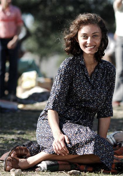 In foto Margareth Madè (37 anni) Dall'articolo: Nomination: Baarìa estromesso.