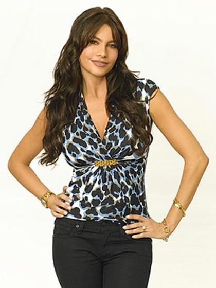 In foto Sofía Vergara (46 anni) Dall'articolo: Le nuove serie tv del 2010.