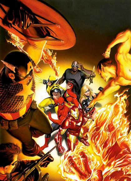 Confermato Hulk in The Avengers -  Dall'articolo: Kevin Feige parla dei progetti futuri della Marvel e di The Avengers.