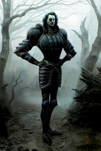 Il concept art di Ilosovic Stayne -  Dall'articolo: Alice in Wonderland: i concept art e i character still.