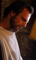 In foto Alessandro Preziosi (45 anni) Dall'articolo: Sant'Agostino: un peccatore diventato santo.
