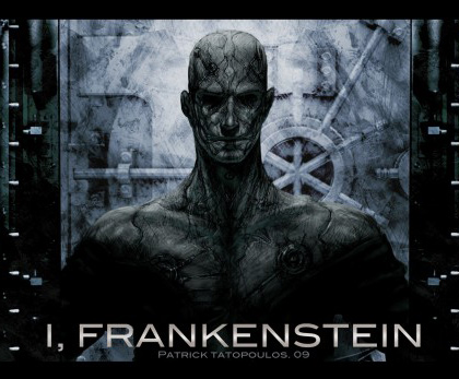 Ritorna l'accoppiata di Underworld 3 -  Dall'articolo: I, Frankenstein: Tatopoulos e Grevioux ancora insieme.