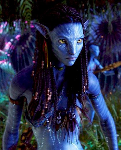 In foto Zoe Saldana (41 anni) Dall'articolo: Avatar 2: non trattenete il respiro, ci vorrà del tempo dice la Fox.