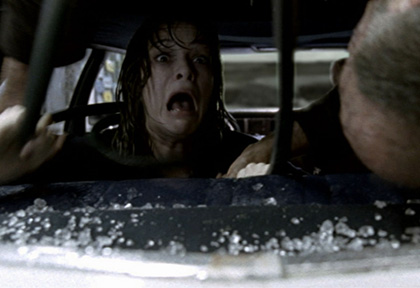 In foto Danielle Panabaker (34 anni) Dall'articolo: The Crazies: nuove immagini, 2 clip e lo spot del Superbowl.