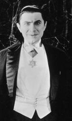 In foto Bela Lugosi (139 anni) Dall'articolo: I mostri della Universal: le radici del mito.
