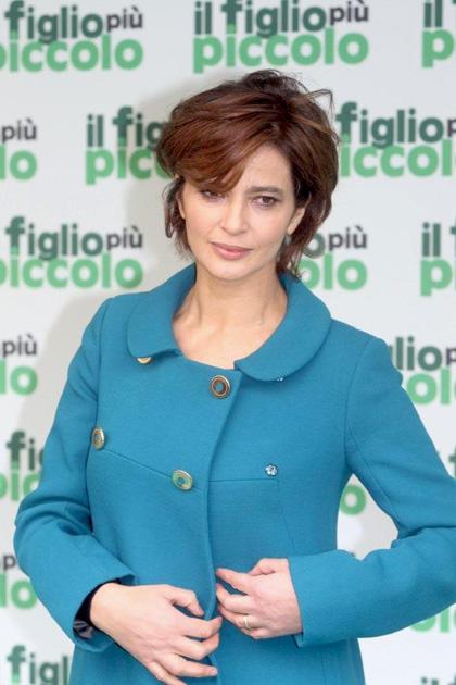 In foto Laura Morante (62 anni) Dall'articolo: Il figlio più piccolo: Ingenui e furbetti (del quartierino).
